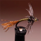 How to Tie a Griffith's Gnat Emerger Fly Pattern