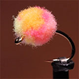 How to Tie a Clown Egg Fly Pattern