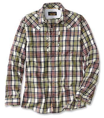Orvis Dri-Release Flannel Shirt