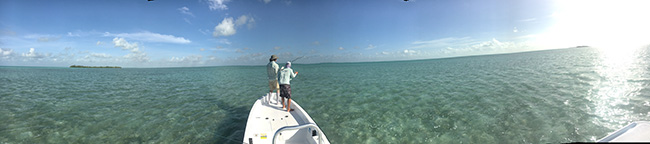 El Pescador Belize Fly Fishing