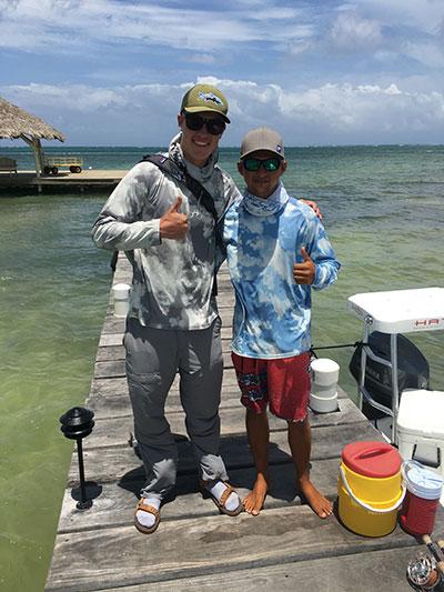 El Pescador Fly Fishing