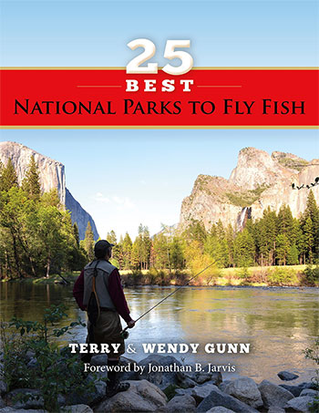 25 Best National Parks to Fly Fish Book