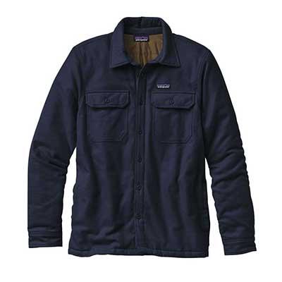 Patagonia Fjord Flannel Jacket