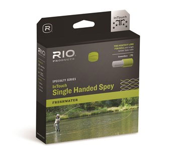 RIO Single Handed Spey Fly Line