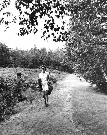 Joan Wulff Fly Fishing Legend
