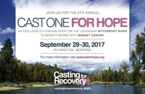 Cast one for hope