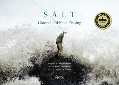 """Salt"" Fly Fishing Book"