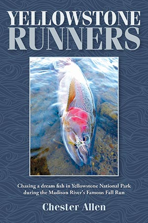 Yellowstone Runners by Chester Allen