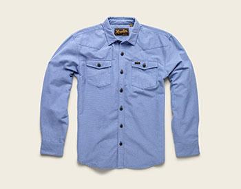 Howler Brothers Stockman Chamois Shirt