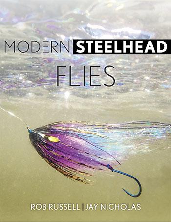 Modern Steelhead Flies book