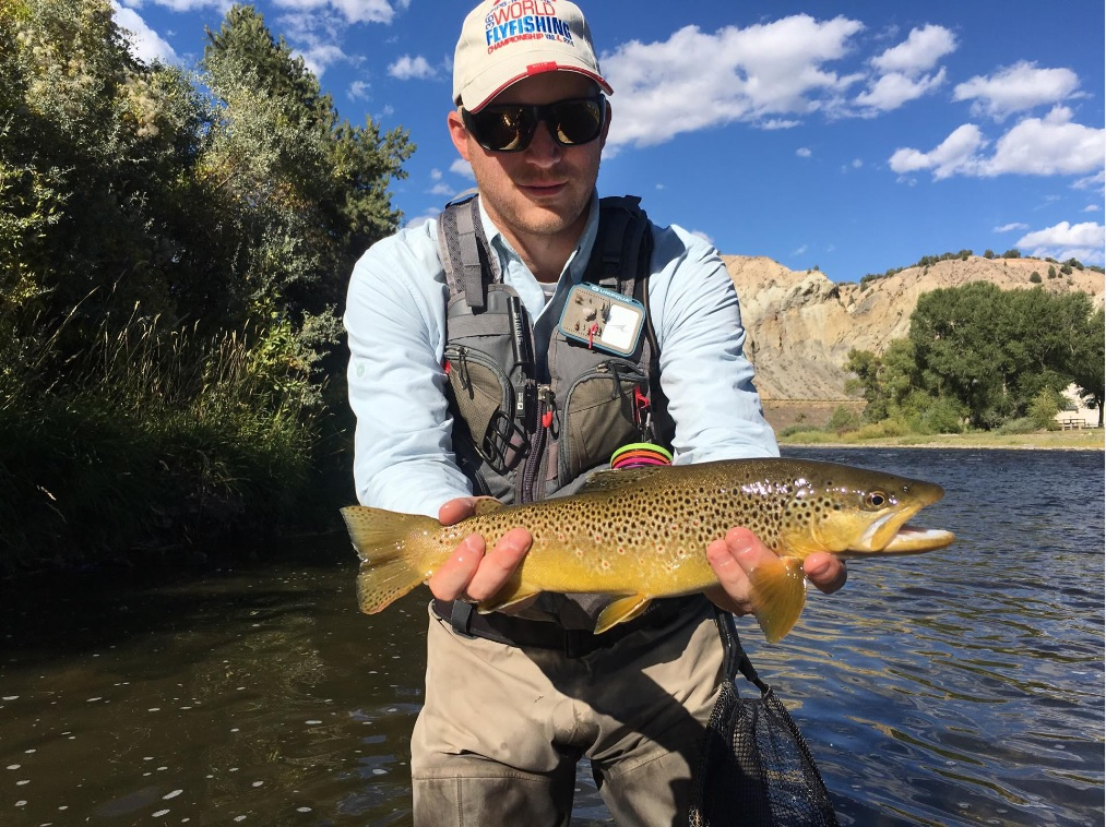 Fly fishing usa team qualifier in north carolina this for Fly fish usa