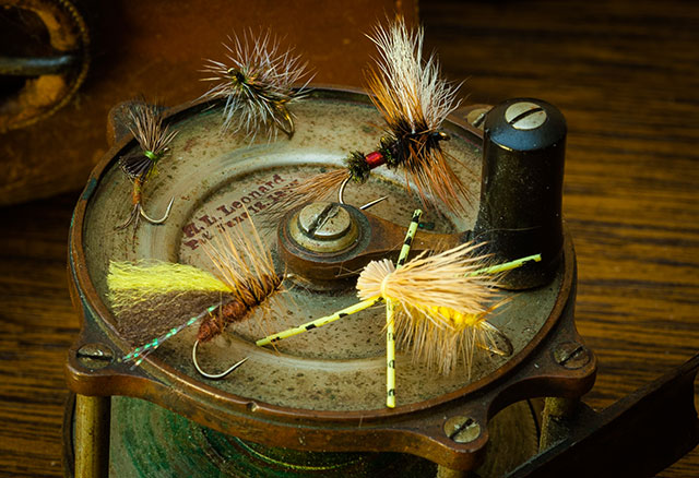 Top Five Dry Flies