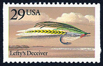 Lefty's Deceiver Stamp