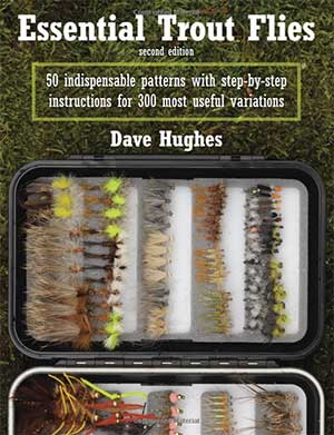 Essential Trout Flies Book