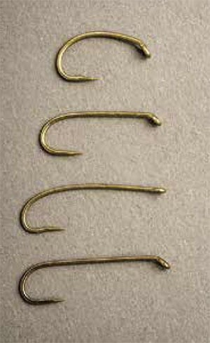 Hooks for Tying Nymph Flies