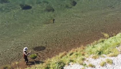 "Video Hatch: ""Fly Fishing New Zealand South"""