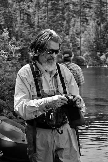 Bob Mallard, Native Fish Coalition