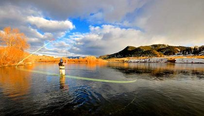 The Expanding World of Trout Spey
