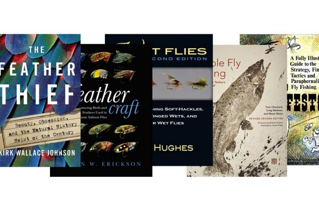 Good Fly Fishing Books for 2019 and Beyond