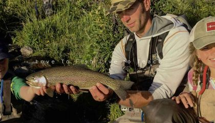 Interview: George Daniel on Joe Humphries, Musky, Euro Nymphing, and Teaching