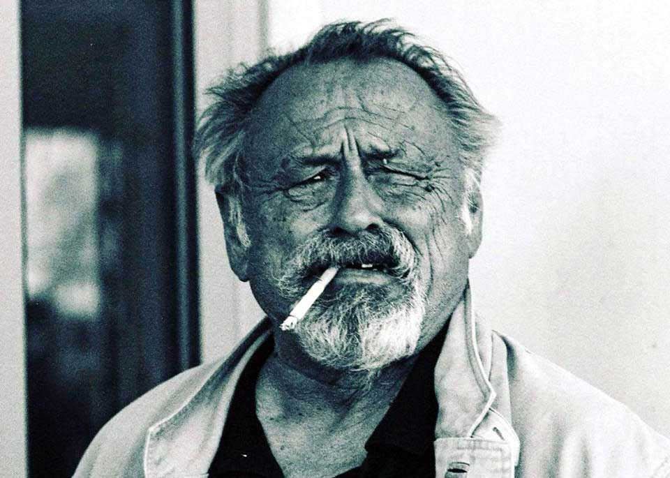 Jim Harrison Interview