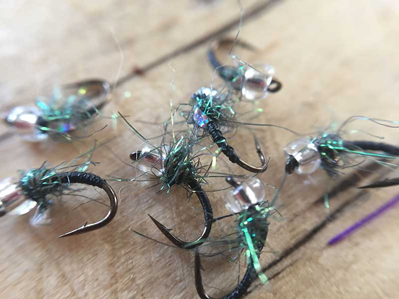 How to Hook Fish on Tiny Flies
