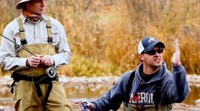 Hank Patterson Talks Grizzlies, Bug Sex and How He Became the Greatest Fishing Guide Ever