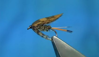 How to Tie a Hardy's Favourite Wet Fly