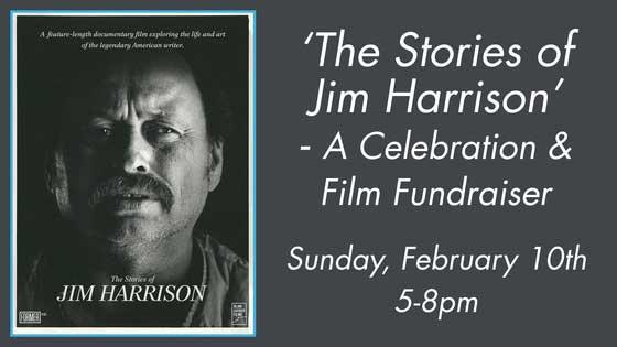 Jim Harrison Film Event