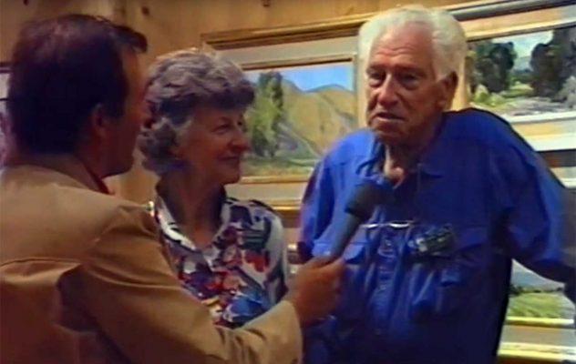 "Classic Footage - Jackson Hole ""One Fly"" Tournament (1990)"