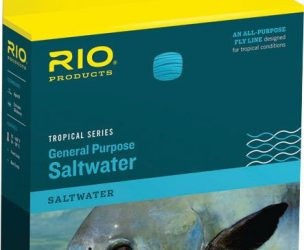 RIO's General Purpose Tropical Fly Line