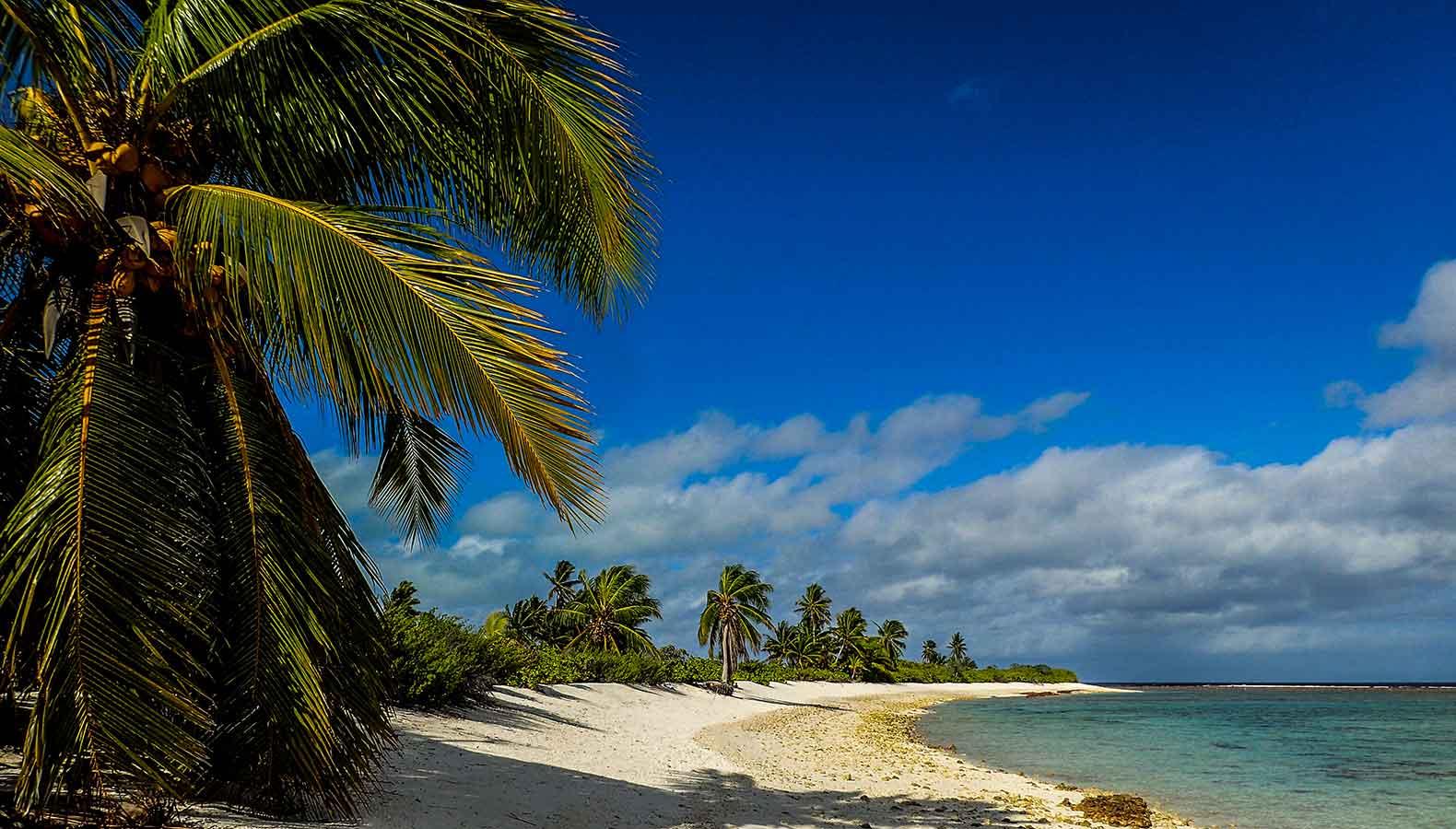 Christmas Island Flats Fishing