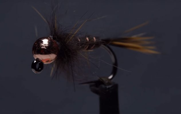 How to Tie a Whistle Pig Jig