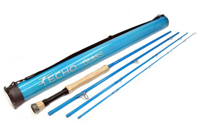 ECHO Bad Ass Glass Fly Rod