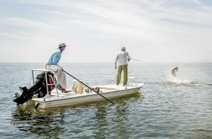 Sandy Moret's Florida Keys Fly Fishing School Tuition Giveaway