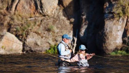 """Yvon Chouinard on """"Simple Fly Fishing"""""""