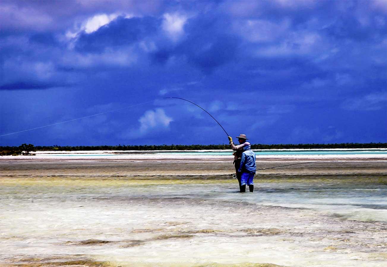 Steve Meyer Fly Fishing Photo