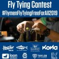 Flymen Fishing Company Fly Tying Contest