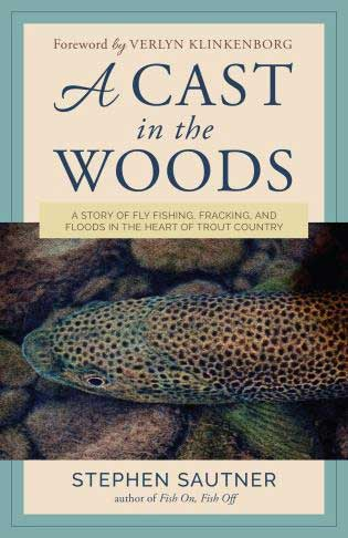 """Steven Sautner """"A Cast In the Woods"""""""