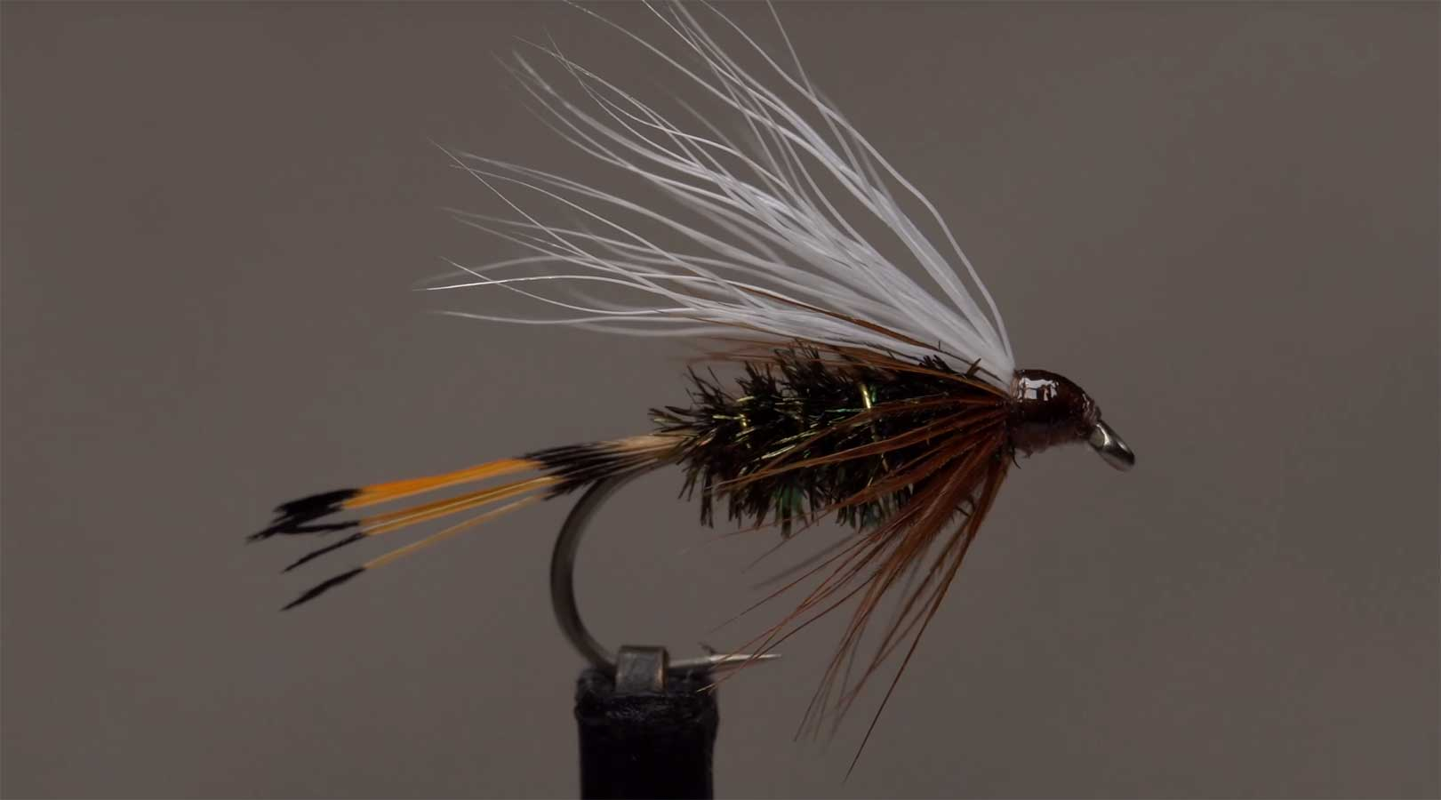 Fly Tying: How to Tie a Western Coachman