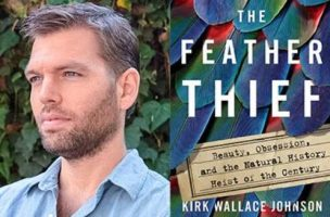 "Kirk Wallace Johnson Talks ""The Feather Thief"""