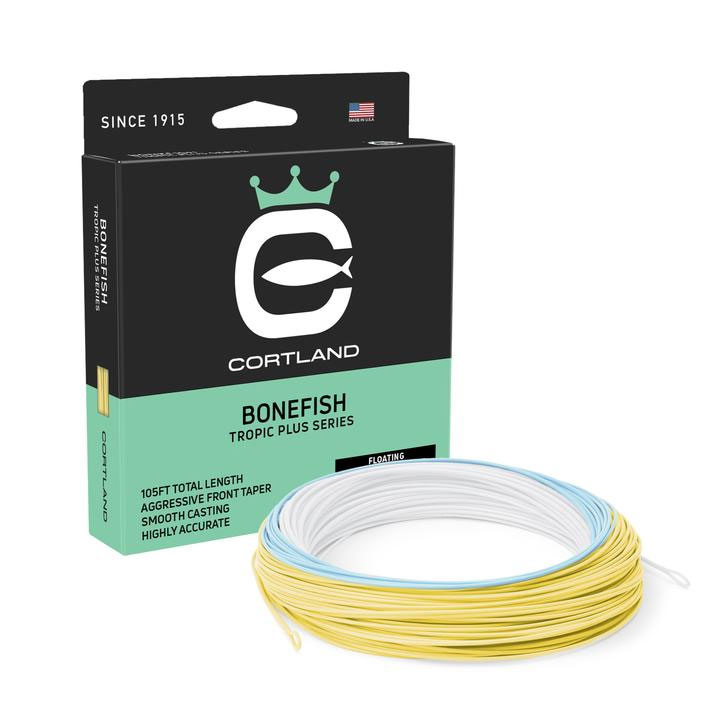 Cortland Bonefish Tropic Plus Fly Line