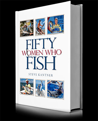 Fifty Women Who Fish Book
