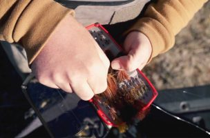 "Video Hatch: ""Five Flies for May 2019 - Fly Fishing the Stillwaters"""