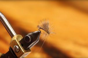 Tying the North Branch Caddis with Kelly Galloup