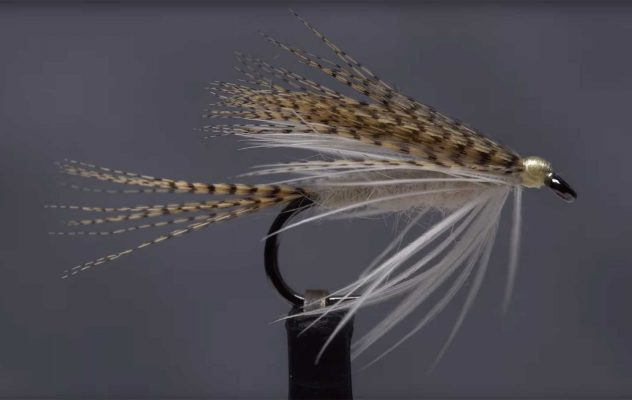 Fly Tying: How to Tie a Light Cahill Wet Fly