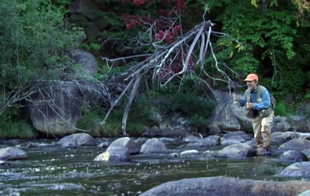 Prospecting for Trout on Streams
