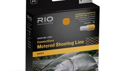 Gear Review: RIO Metered ConnectCore Shooting Line