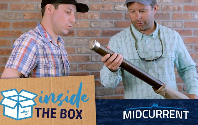 Inside the Box: Episode #6 - Sage Trout LL Fly Rod