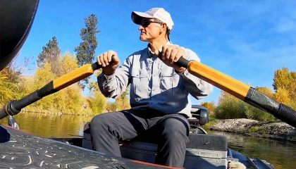 How To Rig Your Boat: Oar Placement
